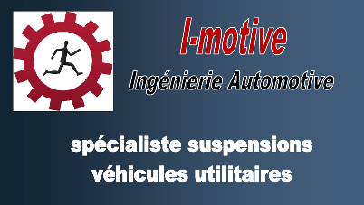 I-MOTIVE Ingénierie Automotive - suspension spéciale